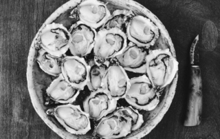Delicious Cromane Bay Oysters